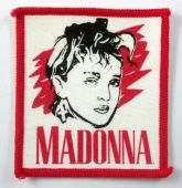 Madonna - 'Head' Printed Patch